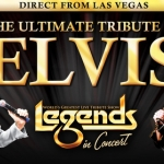 Ultimate Tribute To Elvis Legends
