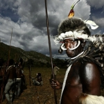 Baliem Valley Festival (фото Guardian)