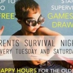 Parent Survival Night